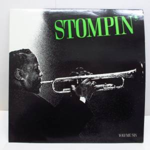 Cover - Billy Gayles: Stompin' Volume Six