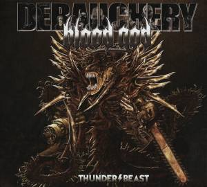 Cover - Debauchery: Thunderbeast