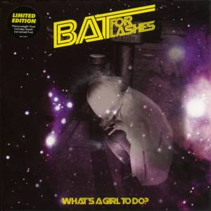Cover - Bat For Lashes: What's A Girl To Do?