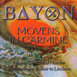 Cover - Bayon: Movens In Carmine