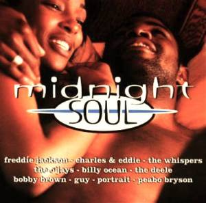 Cover - II D Extreme: Midnight Soul