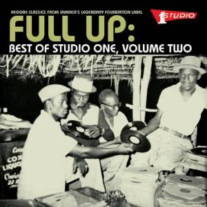 Cover - Slim Smith: Full Up: Best Of Studio One, Volume Two