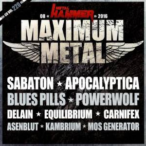 Cover - Asenblut: Metal Hammer - Maximum Metal Vol. 220