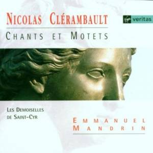 Cover - Louis-Nicolas Clérambault: Chants Et Motets