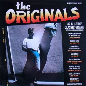 Originals, The - Cover