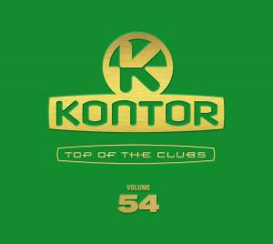 Cover - Oliver Twizt: Kontor - Top Of The Clubs Vol. 54