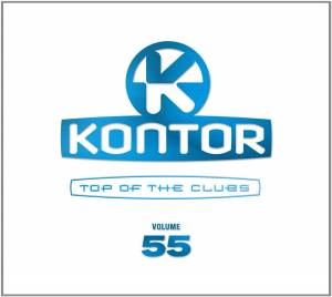 Cover - Alex C.: Kontor - Top Of The Clubs Vol. 55