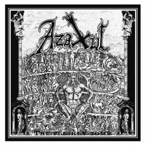 Azaxul: Fleshly Tomb, The - Cover
