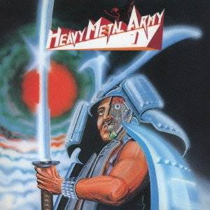 Heavy Metal Army: Heavy Metal Army 1 - Cover