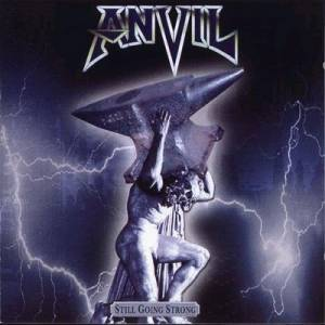 Anvil: Still Going Strong - Cover