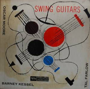 Cover - Tal Farlow: Swing Guitars