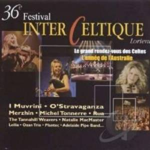 36e Festival Inter Celtique - Cover