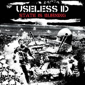 Cover - Useless ID: State Is Burning