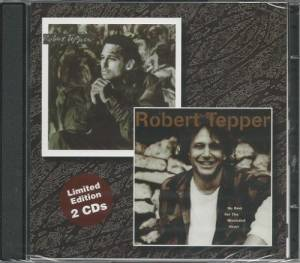 Cover - Robert Tepper: No Easy Way Out / No Rest For The Wounded Heart