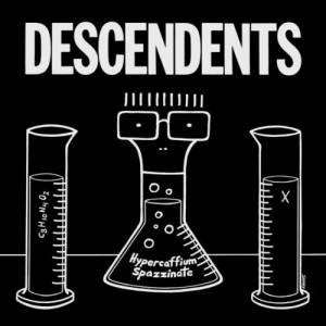 Descendents: Hypercaffium Spazzinate - Cover