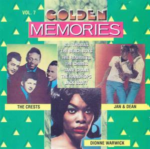 Golden Memories Vol. 7 - Cover