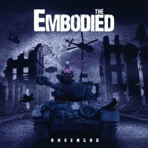 The Embodied: Ravengod - Cover