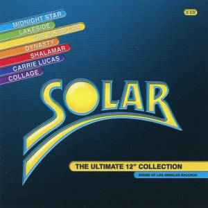 "Cover - Sylvers, The: Solar - The Ultimate 12"" Collection"