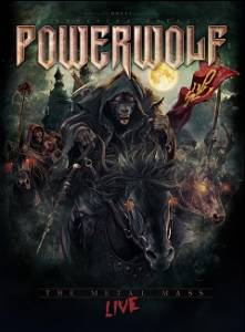 Powerwolf: Metal Mass - Live, The - Cover