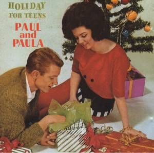 Cover - Paul & Paula: Holiday For Teens