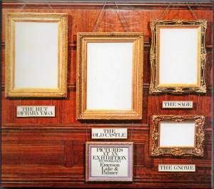 Emerson, Lake & Palmer: Pictures At An Exhibition (2-CD) - Bild 1