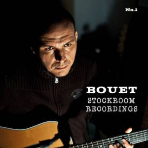 Christoph Bouet: Stockroom Recordings No. 1 - Cover