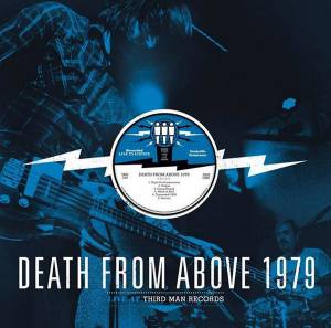 Cover - Death From Above 1979: Live At Third Man Records