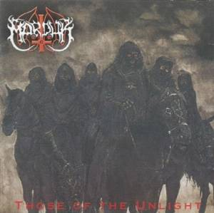 Marduk: Those Of The Unlight (CD) - Bild 1