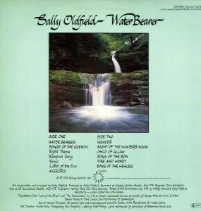 Sally Oldfield: Water Bearer (LP) - Bild 2