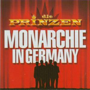 Cover - Prinzen, Die: Monarchie In Germany