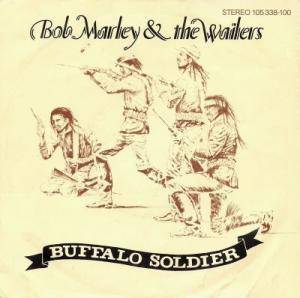 Bob Marley & The Wailers: Buffalo Soldier - Cover