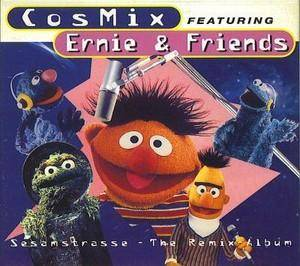 Cover - Cosmix: Sesamstrasse - The Remix-Album