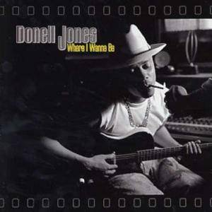 Cover - Donell Jones: Where I Wanna Be