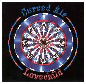 Cover - Curved Air: Lovechild