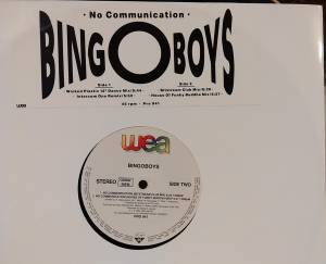 Cover - Bingoboys: No Communication
