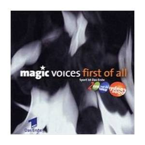 Cover - Magic Voices: First Of All
