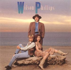 Wilson Phillips: Wilson Phillips - Cover