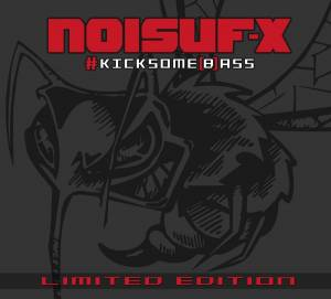 Cover - NOISUF-X: Kicksome[B]Ass