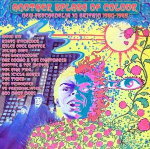 Cover - Green Telescope, The: Another Splash Of Colour: New Psychedelia In Britain 1980 - 1985