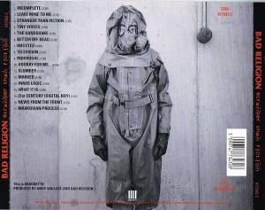 Bad Religion: Stranger Than Fiction (CD) - Bild 6