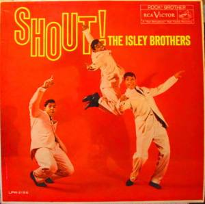 Cover - Isley Brothers, The: Shout!