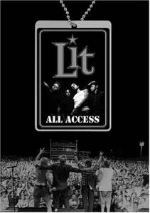 Cover - Lit: All Access