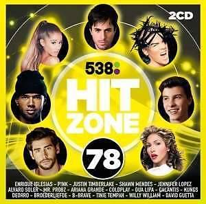 Cover - Mike Posner: 538: Hitzone 78