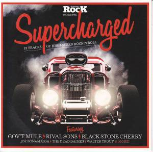 Cover - Blue October: Classic Rock 226 - Supercharged