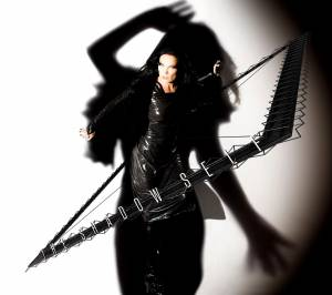 Tarja: Shadow Self, The - Cover