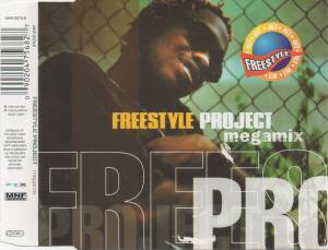 Cover - Freestyle Project: Megamix