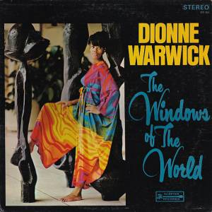 Cover - Dionne Warwick: Windows Of The World, The