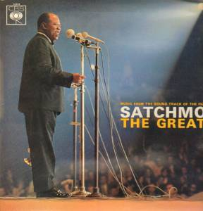 Louis Armstrong: Satchmo The Great (LP) - Bild 1
