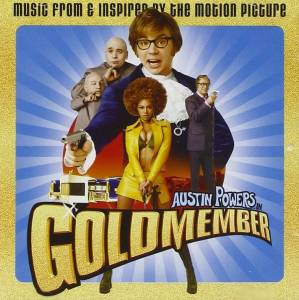 Cover - Paul Oakenfold: Austin Powers In Goldmember