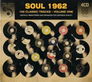Cover - Roy Hamilton: Soul 1962 100 Classic Tracks * Volume One